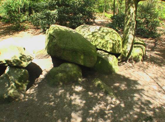 Grand dolmen Clemens-August-Dorf 1