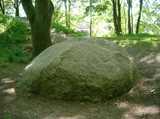 Megalithic tomb