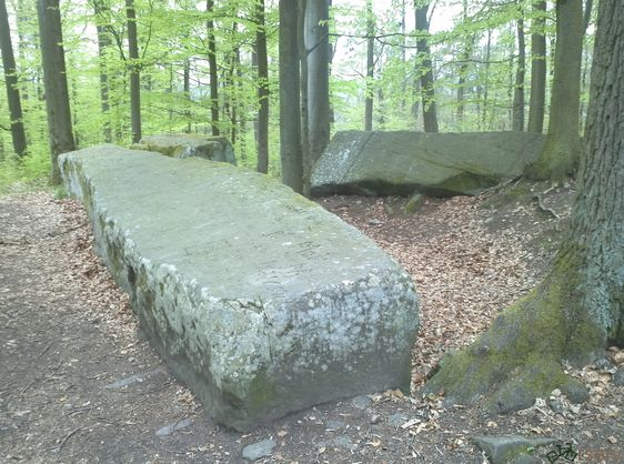 Long Stones at Unterstoppel